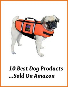 Most of us don't have the time or inclination to research every type of dog product on the market.  So my article offers you an easy way to get the benefit of Amazon's most highly reviewed dog products in 10 categories - all of which I've purchased for my own dogs and personally endorse.... see more at PetsLady.com ... The FUN site for Animal Lovers