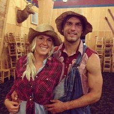 Bethany Hamilton and Her fiance!!!!! :)