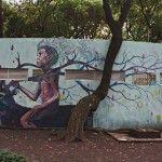 Tuvimos la oportunidad de platicar con el reconocido artista mexicano Jorge Tellaeche y Eduardo Harari, representante de la marca de pintura COMEX, respecto a un mural espectacular que acaban de realizar sobre los sanitarios públicos del Parque México, en la Colonia Hipódromo (Condesa) de la Ciudad de México. Esta intervención forma parte de una serie …