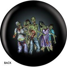OnTheBallBowling Zombie Horde Back Image Sport Of Kings, Zombie Makeup, Kid Rock, Horde, Bowling Ball, Zombie Apocalypse, Resident Evil, Creepy, Scary