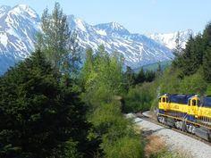 If you love trains this is it - Review of Alaska Railroad, Alaska, United States - TripAdvisor