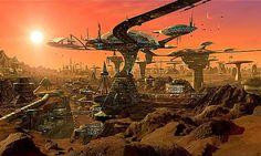 Marte já foi habitada no passado: Ruinas de cidades no planeta vermelho são censuradas pela NASA ~ Sempre Questione - Últimas noticias, Ufologia, Nova Ordem Mundial, Ciência, Religião e mais.