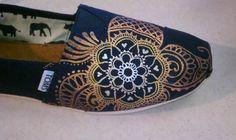 Custom Painted Toms