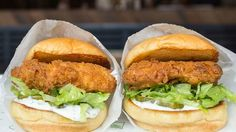Shake Shack Releases Chick'n Shack Sandwiches Nationwide - Eater