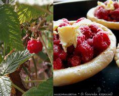 Raspberry Mini Pies
