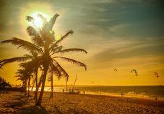 Praia de Cumbuco - F