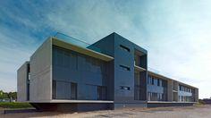 CENTRO DE INVESTIGACIÓN Y DESARROLLO, UMH UNIVERSIDAD MIGUEL HERNANDEZ, ELCHE, 2006 Multi Story Building, Health, Research And Development, University, Health Care, Salud