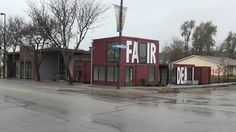 The new Fair Deal Cafe opens this week along with the Fair Deal Village Marketplace near 24th and Lake streets in Omaha.