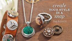 Ginger Snaps Jewelry, one of Retailing Insight's readers' inventory all-stars in the jewelry category. www.retailinginsight.com