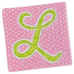 "Monogram Applique Coasters - Our Monogram Applique Coasters are fast, fun, and easy to stitch right in the hoop of your embroidery machine! Each coaster is adorned with our beautiful monogram applique font. You'll receive 26 files with each letter built right into the design. Hoop size: 5x7 Design size: 4.7"" x 4.7"" #inthehoop #machineembroidery"