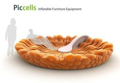 Inflatable Furniture Concept