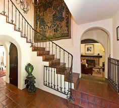 Spanish style homes – Mediterranean Home Decor Spanish Style Homes, Spanish Revival, Spanish House, Spanish Colonial Decor, Spanish Interior, Hacienda Homes, Hacienda Style, Fachada Colonial, Home History