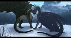 [com] The Warmth to Melt My Icey Heart by IgniteTheBlaize on DeviantArt