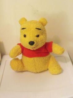 Vintage Talking Winnie The Pooh