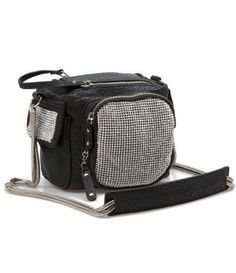 Bling Diamond Camera Bag - SheInside