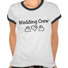 Wedding Crew Black Hearts T-shirt Yes I can say you are on right site we just collected best shopping store that haveDeals          Wedding Crew Black Hearts T-shirt today easy to Shops & Purchase Online - transferred directly secure and trusted checkout...