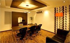 M & M Connect office interiors, Bangalore -SAVIO and RUPA Interior Concepts Bangalore Residential Interior Design, Interior Design Companies, Modern Interior, M Office, Interior Concept, Office Interiors, Connect, Designers, Table