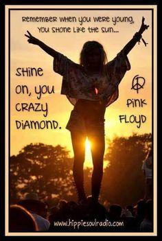 ☮ American Hippie ☮ Music - Pink Floyd