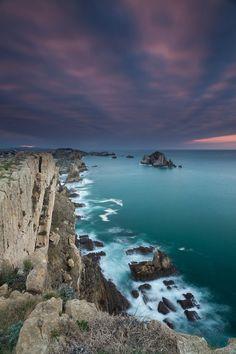 Spain,Línea de costa