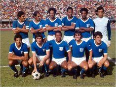 Millonarios-futbol.red Futbol Red, History, America, Retro, The World, Football Team, World Championship, Hipster Stuff, Rustic