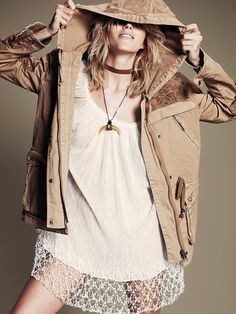 Free People Crafted Cloth Tapestry Jacket
