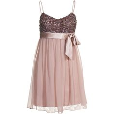 Young Couture By Barbara Schwarzer Young Couture Kleid Sequined Tulle... ($265) ❤ liked on Polyvore