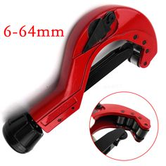 Heavy Duty Quick Release Tube Pipe Cutter Slicer Precision Forging 6-64mm