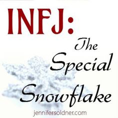 """Don't be fooled by the """"INFJ"""", this article is great for everyone to read! We're all special and unique!"""