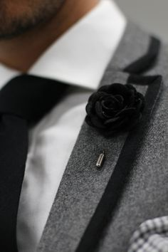 Okay people, we're in the 3rd week of our 4 week tie subscription give away with Friday Tieday and we have another outfit built round a tie. This was a textured black tie, and really, if you're onl...