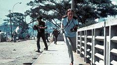 Oriana Fallaci sotto il fuoco in Vietnam nel 1972