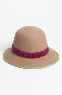San Diego Hat Yarn Band Fedora   Nordstrom $24