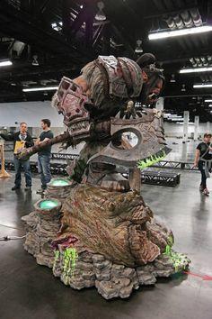 Alliance Studio: World Of Warcraft: Grommash Hellscream