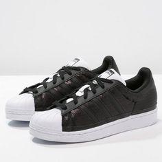 adidas superstar femme white/core black