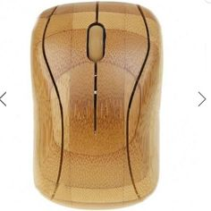 Wireless Bamboo Optical Mouse Computer Accessories, Computer Mouse, Bamboo, Electronics, Stuff To Buy, Pc Mouse, Mice
