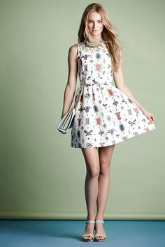 Anthropologie  Gemme Dress