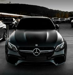 Daimler's mega brand Maybach was under Mercedes-Benz cars division until when the production stopped due to poor sales volumes. Mercedes-AMG became a Mercedes Amg, Mercedes Benz Wallpaper, Mercedez Benz, Lux Cars, Top Luxury Cars, Performance Cars, Car Wallpapers, Amazing Cars, Sport Cars