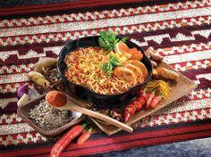 Indomie, Indonesian Instant Noodle.