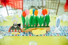 Yana's Dutch Themed Party – Table Centerpiece 90th Birthday Parties, 1st Birthdays, Party Themes, Parties Decorations, Party Ideas, Party Table Centerpieces, Farewell Parties, Colorful Birthday, Baby Shower Themes
