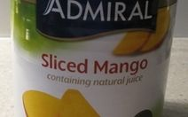 Admiral Sliced Mango in Natural Juice Review