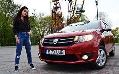 Dacia Sandero – o maşină pentru femeile care-şi doresc mai mult