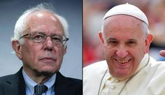 "Just In: Sanders Accepts Pope's Invitation To Speak At Vatican About A ""Moral Economy"" (VIDEO)"