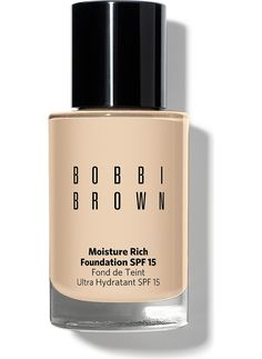 BOBBI BROWN - Moisture Rich foundation