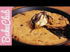 XXL Nutella Cookie | Doros Backstube - YouTube - https://www.youtube.com/watch?v=gWuBNo5zfXM&feature=youtu.be