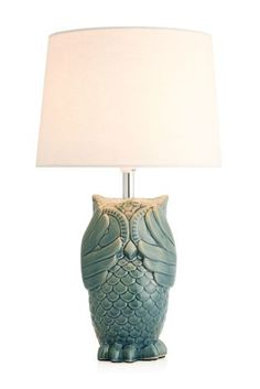 Buy Owl Ceramic Table Lamp From The Next UK Online Shop