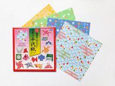 Origami de diseño japonés con revista de 15 instrucciones
