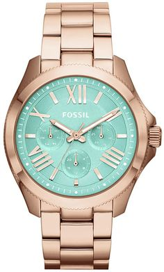 Zegarek damski Fossil Ladies Dress AM4540 - sklep internetowy www.zegarek.net