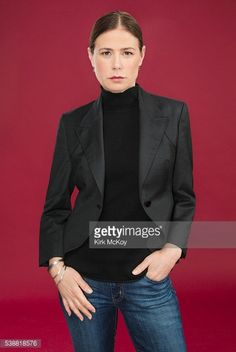 News Photo : Actress Maura Tierney is photographed for Los...