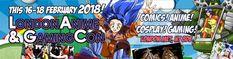 Anime Nippon~Jin - Kagi Nippon He: London Anime & Gaming Con 2018 - London, England, ...