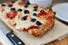 Mel's Kitchen Cafe | French Bread Pizza Perfected