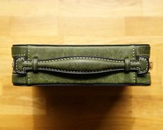 Men's Accessory Bag by Vero Leather Works